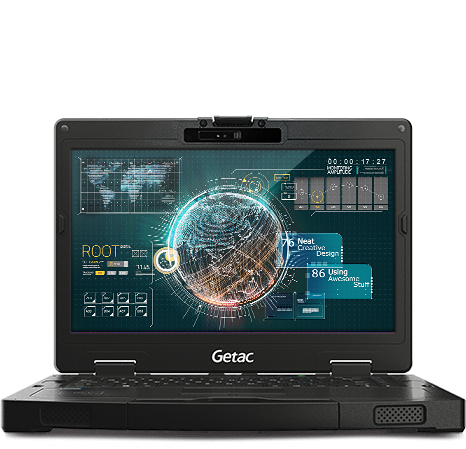 notebook-getac