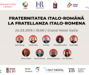 Afis eveniment fraternitate italieni- NOU
