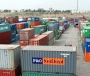 export container port