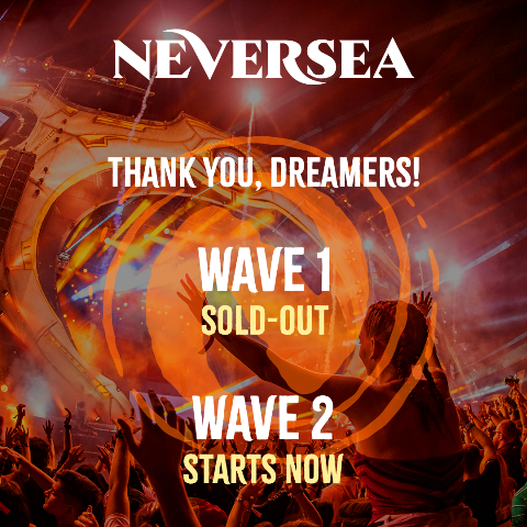 sold out wave neverseea 2020
