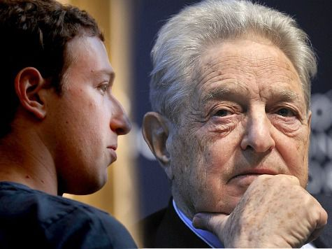 soros-zuckerberg-afp-reuters